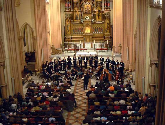 Programación del ciclo 'Música y voz para la Pasión' Semana Santa Madrid 2013