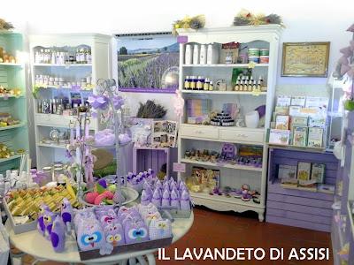 negozi Assisi