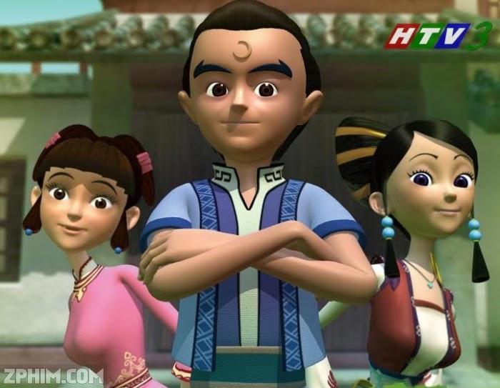 Ảnh trong phim Tiểu Bao Thanh Thiên - HTV3 Trọn Bộ 1