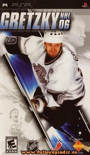 Gretzky NHL 06 PSP