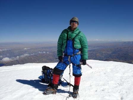 صعود به قله ایلیمانی