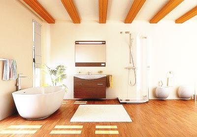 การดูแลรักษาความสะอาดห้องน้ำ, วิธีล้างห้องน้ำ