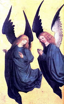 UNKNOWN Floating Angels, 15th century(?)
