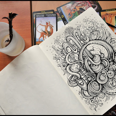 ◄ Awesome Sketches by +irina vinnik  ►  ► This amazing sketch book belongs to Russian artist ...