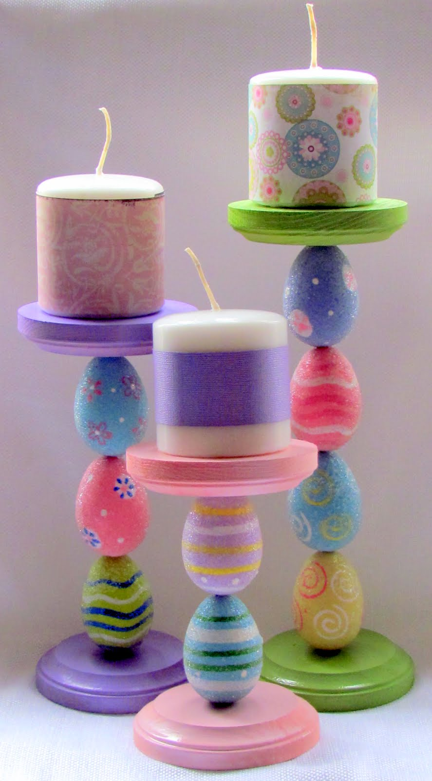 8 egg craft ideas