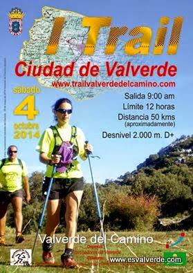 I Trail Ciudad de Valverde