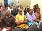 Des journalistes assistant à une rencontre organisées par la JED le 30/10/2014 à Kinshasa. Radio Okapi/Photo John Bompengo