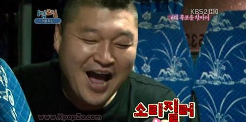 """Kang Ho Dong ก็ชอบเพลง """"I Am the Best"""" ของ 2NE1"""