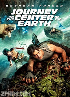 Lạc Vào Thời Tiền Sử - Journey to the Center of the Earth (2008) Poster