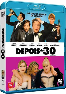 Filme Poster Depois dos 30 BDRip XviD Dual Audio & RMVB Dublado