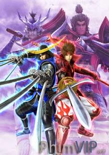 Chiến Binh Thời Sengoku Season 1 - Sengoku Basara Season 1 poster