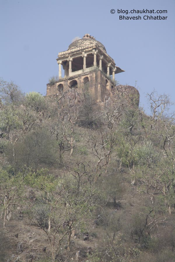 Bhangarh - Umbrella of the Black Magician