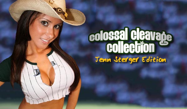 Colossal Cleavage Collection: Jenn Sterger Edition:Safe For Work,Best,cleavage0