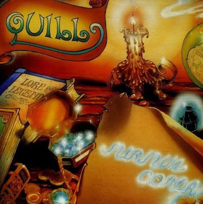 Quill ~ 1977 ~ Sursum Corda