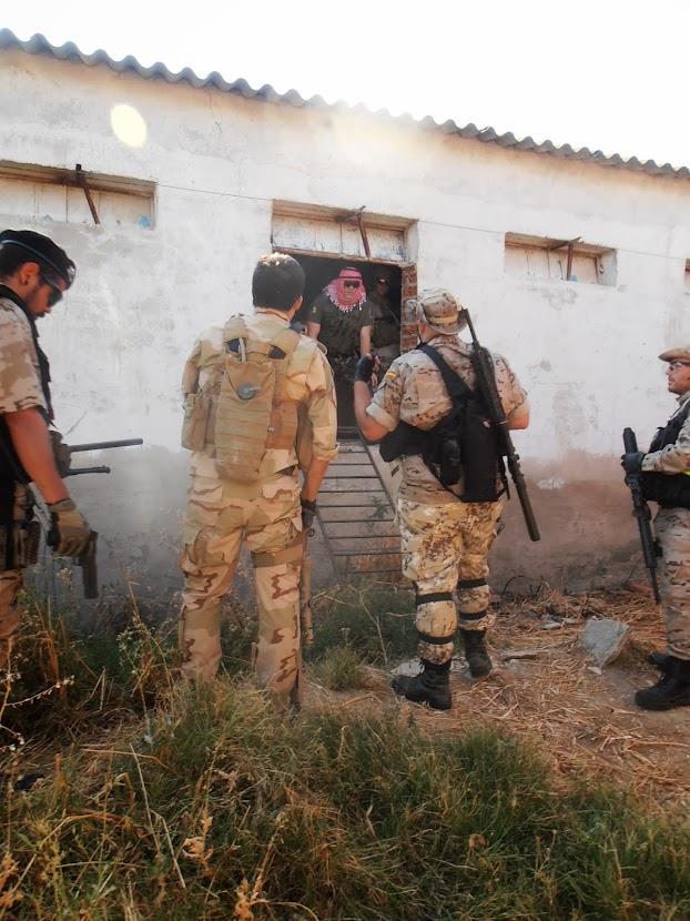"""Fotos de """"Operación Granja"""". 25-08-13. P8250045"""