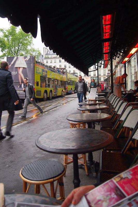 フランス パリで食べる朝ごはん(2日目)