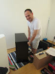 One IKEA Expedit shelf unit done