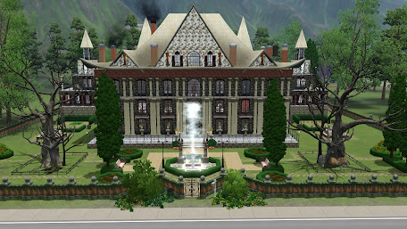 Симс 3: Замок Старой Розалинды