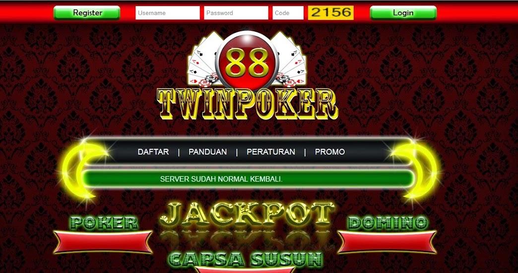 Daftar TwinPoker88