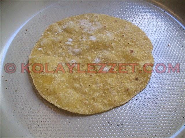 TORTİLLA-EKMEĞİ-YAPIMI-(Meksika)