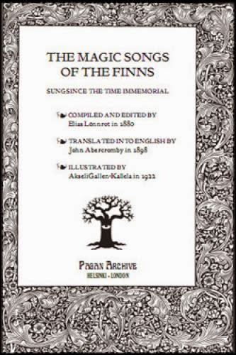 The Magic Spellsincantations Of The Finns