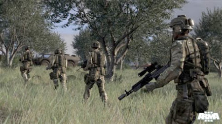 Screen Shot Of Arma 3 Alpha (2013) Full PC Game Free Download at alldownloads4u.com