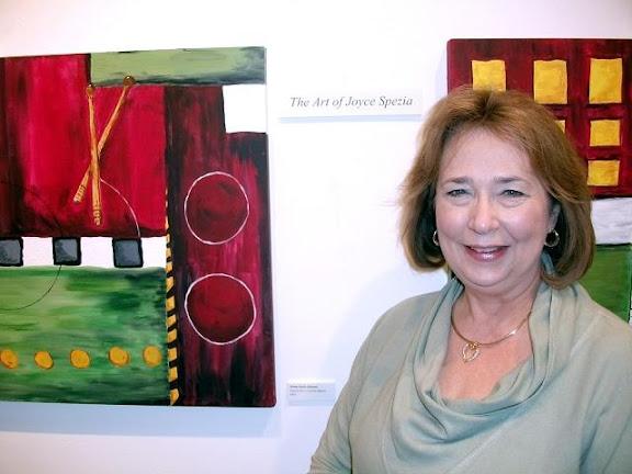 Artist Joyce Speizia