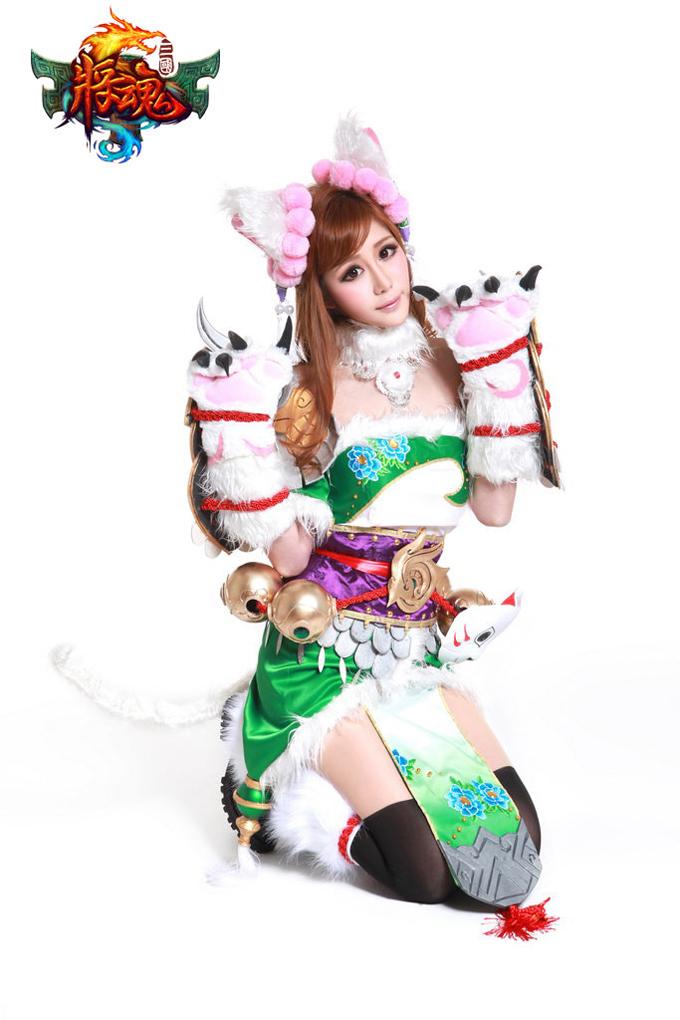 Loạt ảnh cosplay Tướng Hồn Tam Quốc nóng bỏng mắt - Ảnh 18