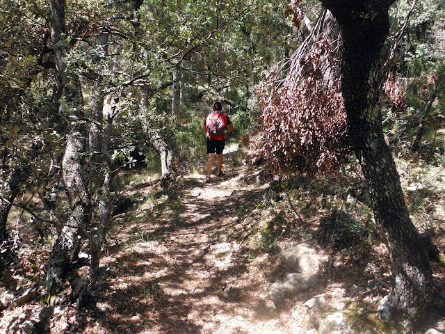 Senderismo: Pataquera - Mas de Lino - Gubies del Regatxol