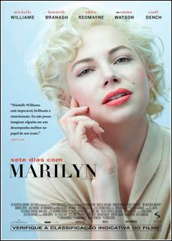 Sete Dias com Marilyn DvdRip Dublado