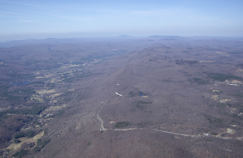 View from over the Mohawk Trail