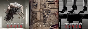 american horror story coven posters slice Download American Horror Story S03E13 3x13 AVI + RMVB Legendado
