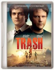 Trash – A Esperança Vem do Lixo – TS AVI Dublado + RMVB Dublado
