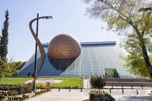 Gaziantep gezegenevi ( planetarium ) ve bilim merkezi