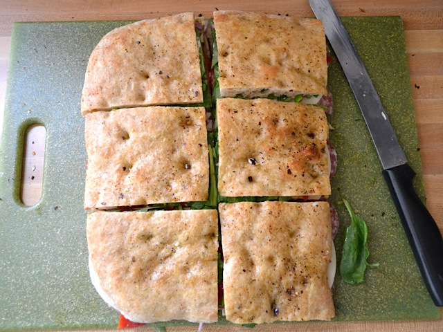 top sandwiches