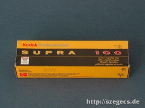 Kodak Supra 100
