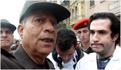 "El-Rowaini at Tahrir ""Screencap"""