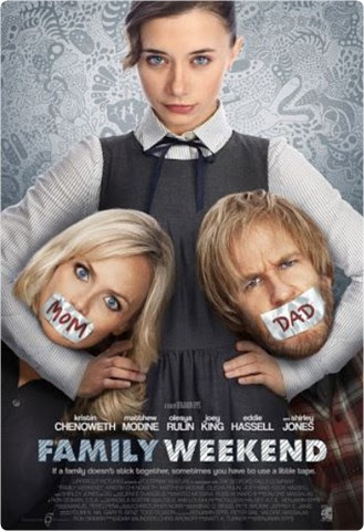 Family Weekend [2013] DVDrip