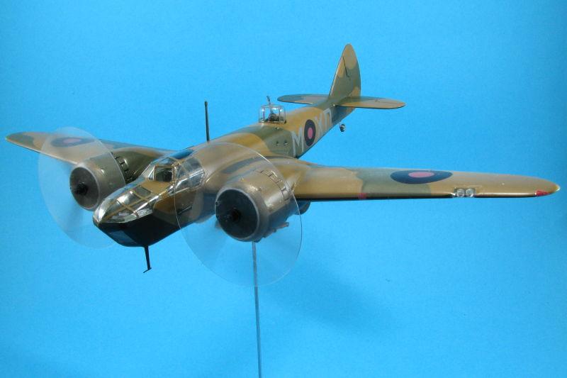 Airfix Blenheim MkIV