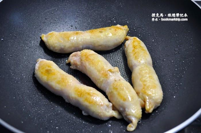 米樂樂湯底家雞肉捲