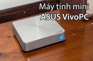 ASUS VivoPC - Máy tính nhỏ gọn dễ dàng kết nối