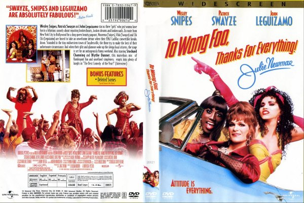 Gay Movie : To Wong Foo Thanks for everything