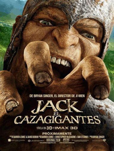 poster de la pelicula jack the Giant Slayer
