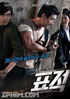 Đổi Mạng - The Target (2014) Poster