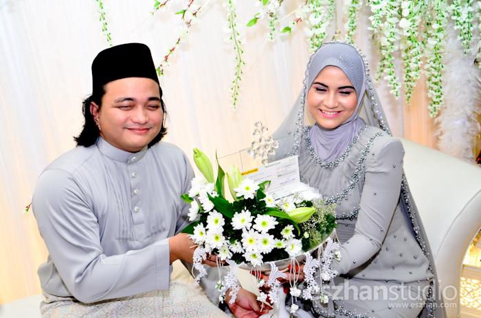 Ana Raffali dan Aznaim suami