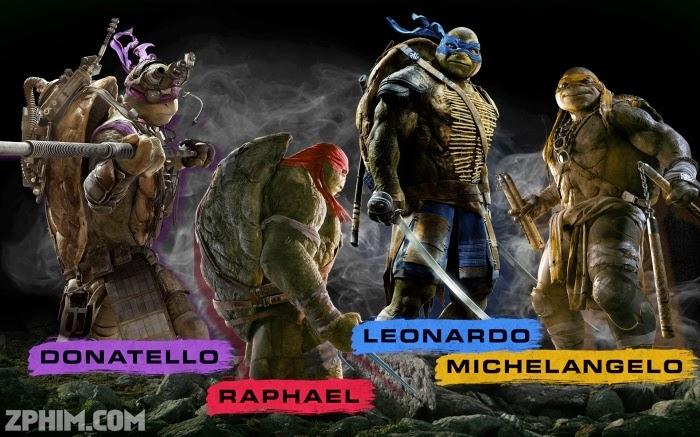 Ảnh trong phim Ninja Rùa - Teenage Mutant Ninja Turtles 1