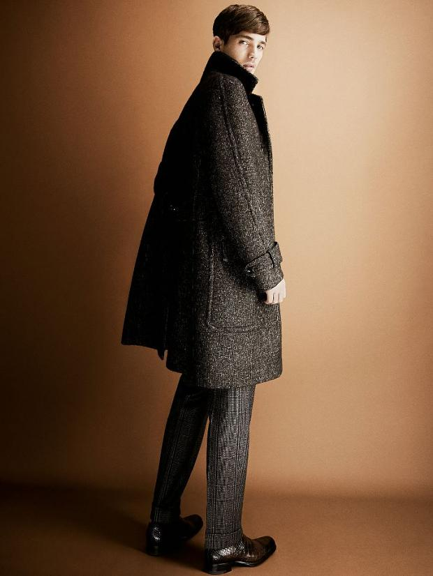 *Tom Ford男性最高指標2013AW形象:展現奢華復古紳士魅力 8