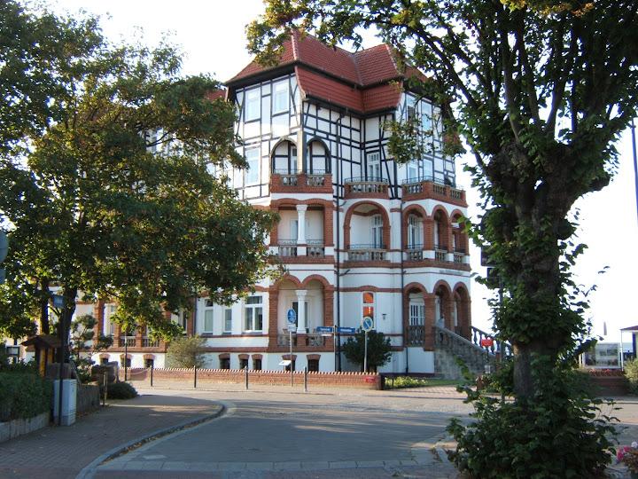 Ostseebad Kühlungsborn: Bäderstilarchitektur