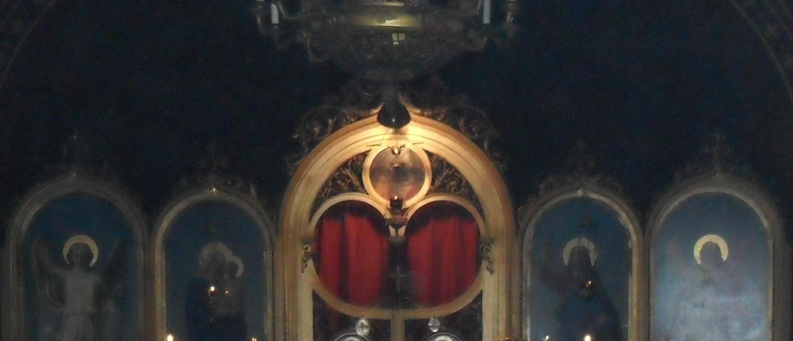 Orthodoxologie le combat int rieur for Mal etre interieur