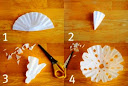 Cara Membuat Hiasan Pintu Dari Kertas
